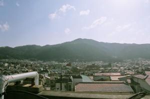 如意ヶ岳・大文字山